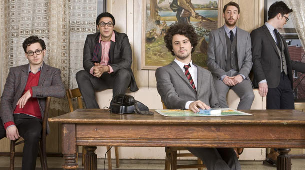 Passion Pit Gossamer music review