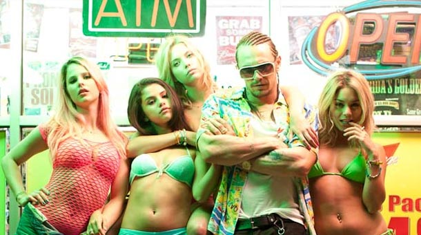 Spring Breakers movie review