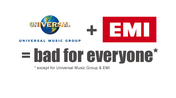 How UMG-EMI merger affects future of indie music and you Features