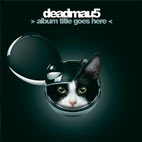 deadmau5 &#8211; &gt;album title goes here&lt; Music cover
