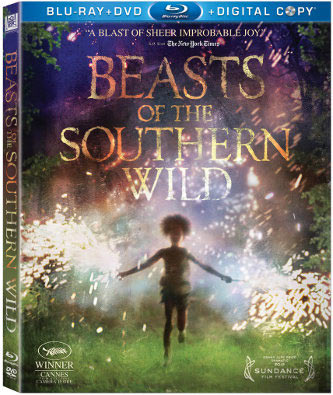 Beasts of the Southern Wild DVD cover