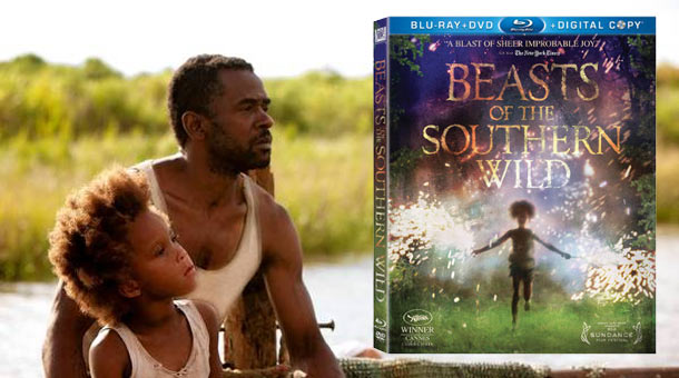 Beasts of the Southern Wild on Blu-ray & DVD December 4th