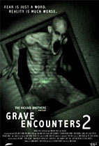 Grave Encounters 2 Movie cover