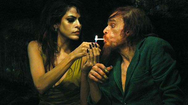 Holy Motors Movie