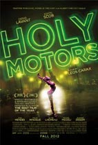 Holy Motors Movie cover