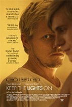 Keep The Lights On poster