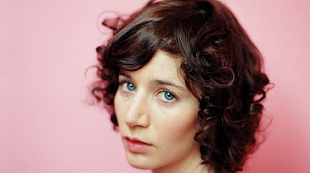 Miranda July Pin-up