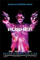 Pusher cover