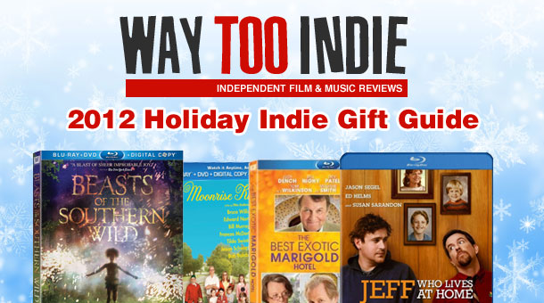 2012 Holiday Indie Gift Guide