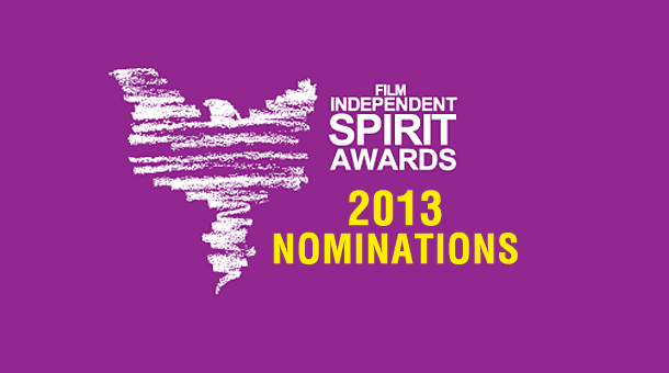 2013 Independent Spirit Award Nominations Awards