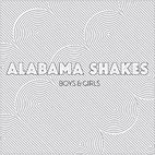 Alabama Shakes Boys and Girls album cover