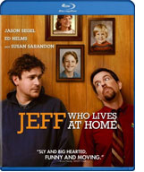 Jeff, Who Lives At Home Wild Blu ray