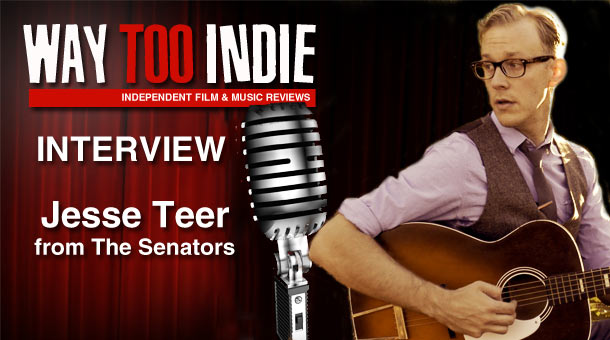 Interview: Jesse Teer – The Senators
