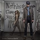 Justin Townes Earle Nothing's Gonna Change the Way You Feel About Me Now album cover