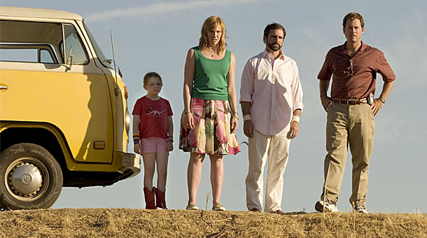 Little Miss Sunshine movie
