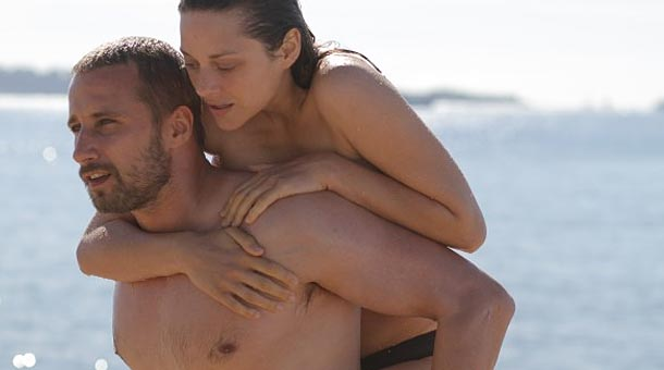 Rust and Bone movie