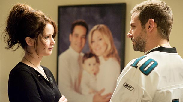 Silver Linings Playbook movie