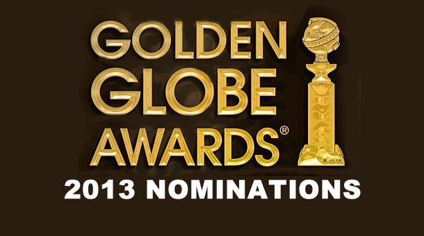 2013 Golden Globes Nominations