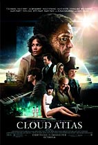 Cloud Atlas Movie cover
