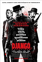 Django Unchained Movie cover