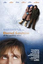 Eternal Sunshine of the Spotless Mind Movie cover