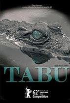 Tabu Movie cover
