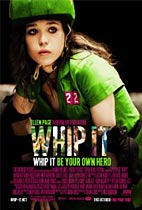 Whip It movie poster