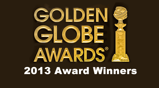 2013 Golden Globe Award Winners Awards