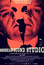 Berberian Sound Studio Movie cover