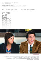 Celeste and Jesse Forever Movie cover