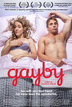 Gayby Movie cover