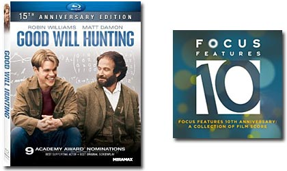 Good Will Hunting Blu-ray Prize