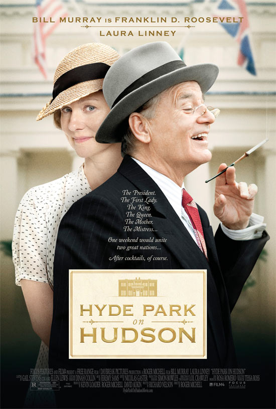 Hyde Park on Hudson Movie One-Sheet