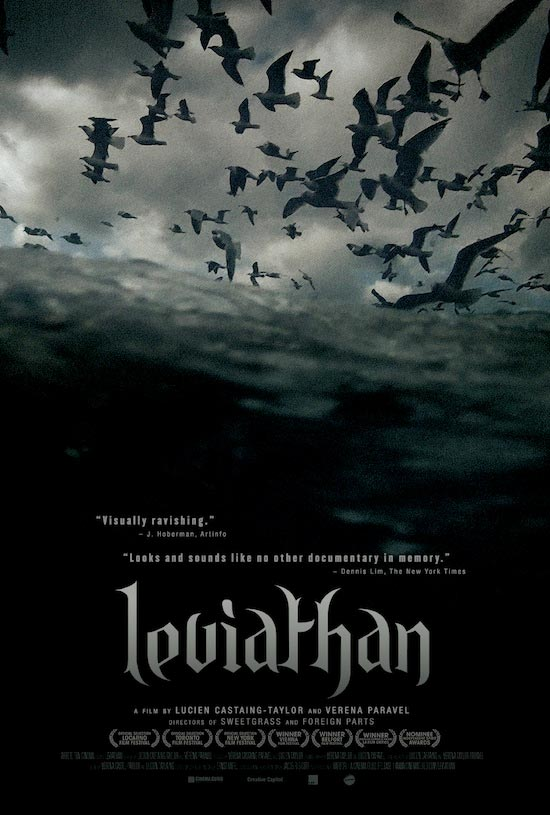 Leviathan Documentary Poster