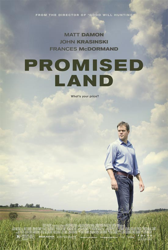 Promised Land DVD cover