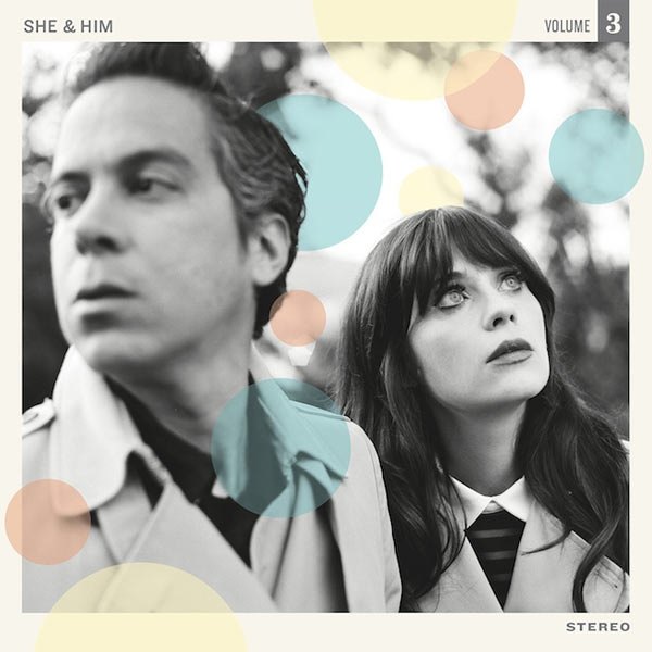 She & Him Volume 3 Album cover