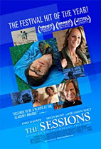 The Sessions Movie cover