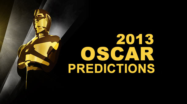 2013 Oscar Predictions Awards