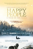 Happy People: A Year in the Taiga Movie cover