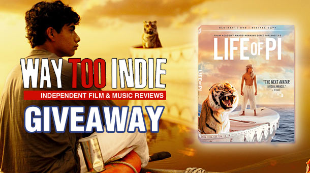 Giveaway: Win Life of Pi on Blu-ray News