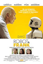 Robot & Frank Movie cover