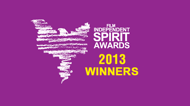 2013 Independent Spirit Award Winners Awards