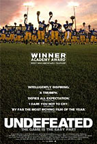 Undefeated Movie cover