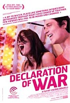 Declaration of War Movie cover