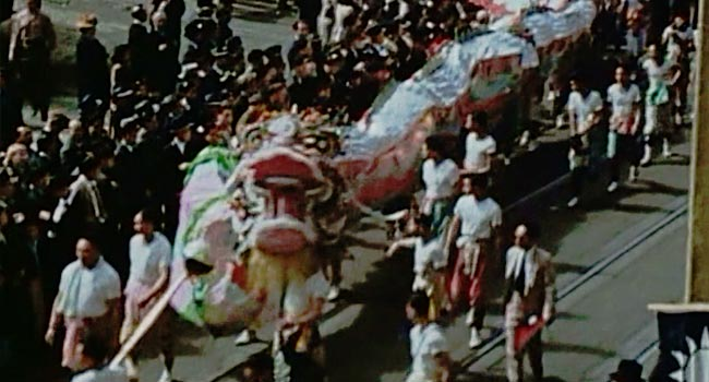 Memories to Light: Asian American Home Movie
