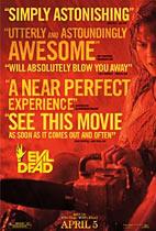 Evil Dead (2013) movie poster