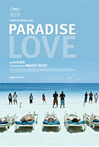 Paradise: Love movie poster