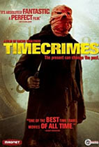 Timecrimes Movie cover