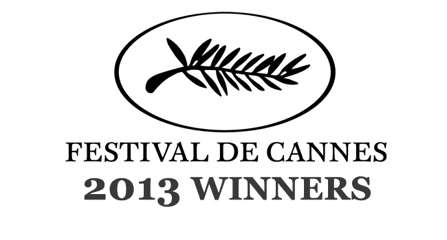 2013 Cannes Film Festival Winners Awards