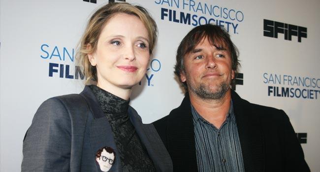 Julie Delpy and Richard Linklater
